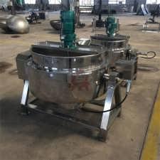 润鼎供应搅拌夹层锅