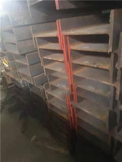 美标热轧型工字钢理论重量表(S型)-上海创明钢铁有限公司