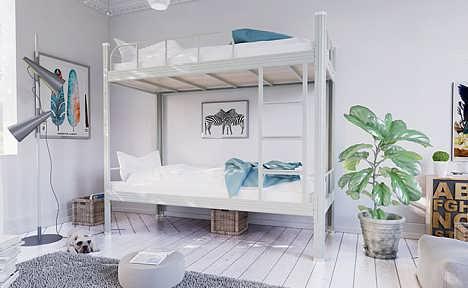 如何选到稳固又舒适的株洲学生宿舍公寓床-长沙尚禹家具有限公司