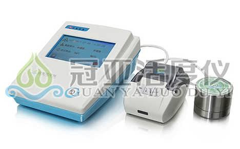 猪鸡饲料水分活度检测仪使用/时间-深圳市冠亚科技有限公司