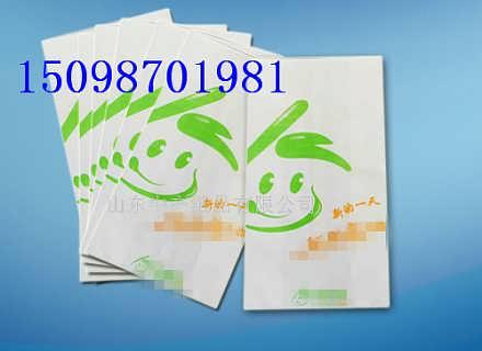 北京本色牛皮淋膜纸  淋膜纸袋 食品防油纸袋定做-山东中产纸品有限公司销售公司