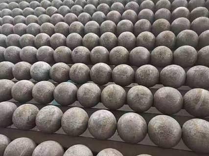 石英砂磨矿专用钢球