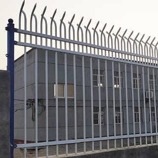 小区铁栅栏A江安防护小区铁栅栏A小区铁栅栏厂家