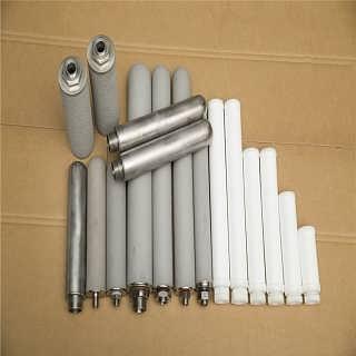 耐高温耐氧化钛棒滤芯大同-石家庄乾煌过滤设备有限公司