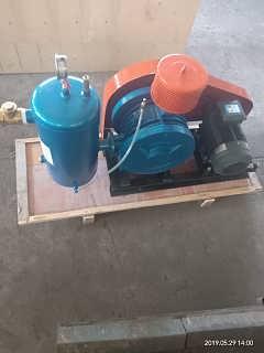 水产养殖用罗茨增氧机水产养殖罗茨增氧机OSR65-章丘海佑风机厂