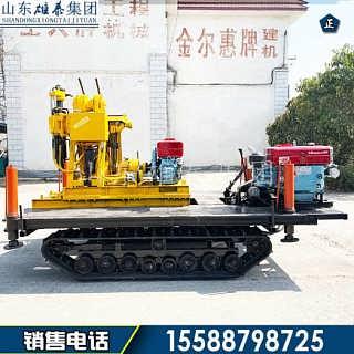 全自动龙门式钻塔液压钻机 工程打井钻探机-山东雄泰机械集团有限公司钻机分公司
