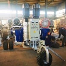 陕西厂家现货小型智能国产造雪机 人工造雪机造雪条件-河南冰雪旅游文化发展有限公司