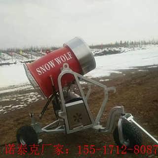 滑雪�鲈煅�C后期存放工作 人工造雪�C�O�涓鞑考��z查磨�p