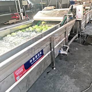 和正�C械 果蔬解毒清洗�C ��淋式清洗�C 芹菜�馀萸逑�C 可定制