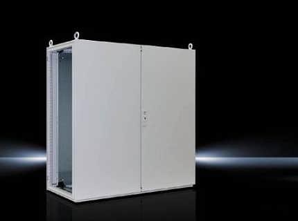 威图机柜TS8并联柜系统