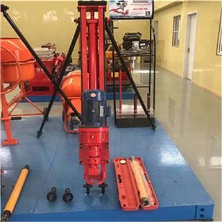分体式小型潜孔钻机 YQ气动潜孔钻机 边坡支护开山钻机机