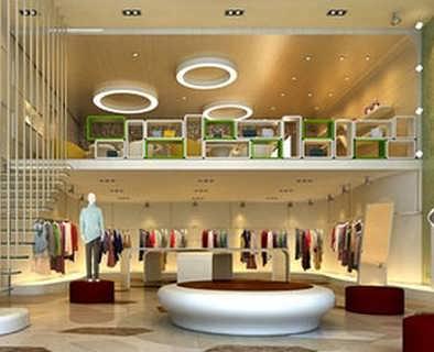 大兴橱窗设计,内部空间,大兴商品陈列设计,光线及背景音乐,壁面装饰等