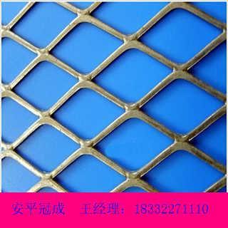 钢板菱形网 菱形网编织方法