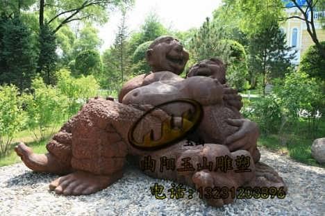 【宿州商业街,步行街景观雕塑】加工现场