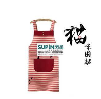 宁夏银川广告围裙设计定做批发