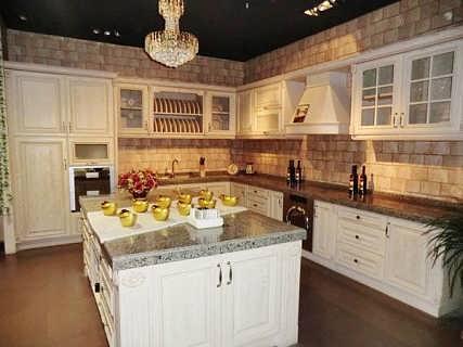 石家庄石英石台面板厨房