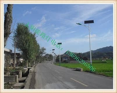 太阳能路灯灯头生产商
