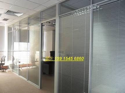 深圳铝合金玻璃隔断