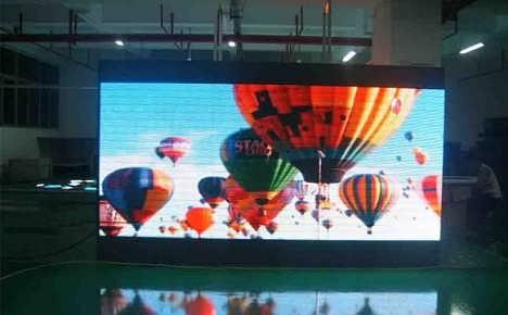 广州海珠室内全彩led电子显示屏广告牌价格