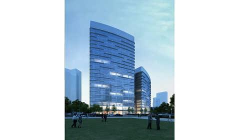 深圳航天航空大厦设计方案施工图