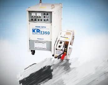 松下二氧化碳焊机yd-350kr2松下气保焊机
