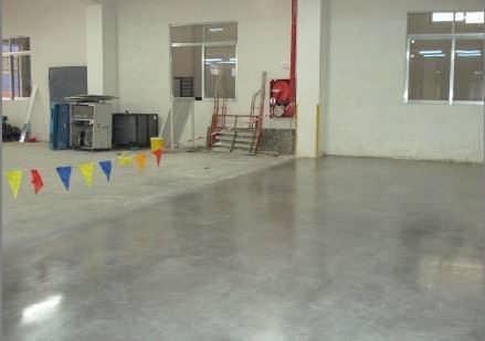 通化美化厂房环氧树脂地坪漆