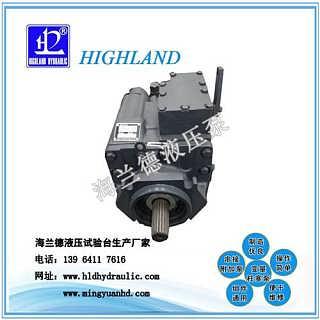 液压泵维修_海兰德液压_川崎回转马达液压泵维修图片