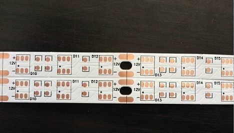 钱眼首页 商机库 电子元器件 印刷线路板 柔性线路板 > fpc灯带电路板