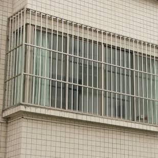 不锈钢窗户护栏生产图片