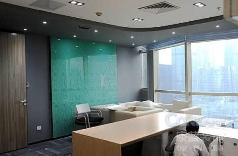 深圳办公室装修_办公室三大区域的布局