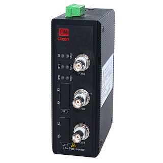 讯记生产推出controlnet总线hub中继隔离器
