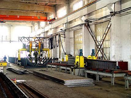 石家庄的钢结构厂