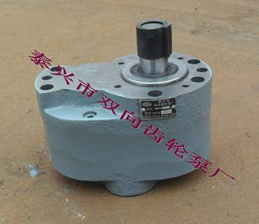 CB-B40,CB-B50,CB-B63,CB-B80齿轮泵-泰兴双向齿轮泵