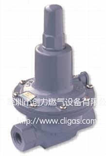 hyrm系列一级管道调压阀 韩国液化石油气减压阀