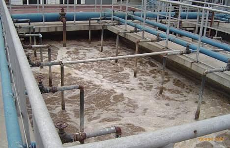 马鞍山 承接污水处理工程