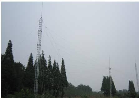 ZY2704短波扇锥天线 3MHz~30MHz-成都中亚通茂科技股份有限公司