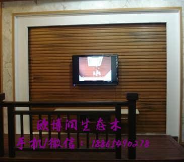 生态木酒店装修必备 生态木形象墙装饰木价格