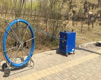 自动穿管器,自动穿线器,自动穿孔器-霸州市康仙庄利克线路工具厂