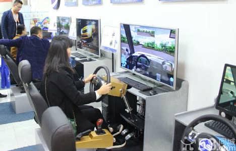 汽车驾驶模拟器招商代理 现在农村做什么小本生意赚钱