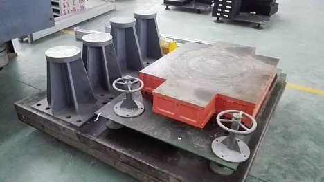 供应广东省珠海市钢结构连廊滑动支座