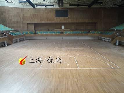 海室内篮球运动地板 篮球PVC塑胶地板 篮球场地地板