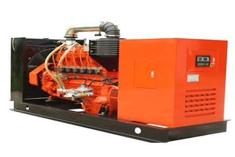 济南燃气发电机沃尔特新能源济柴燃气发电机