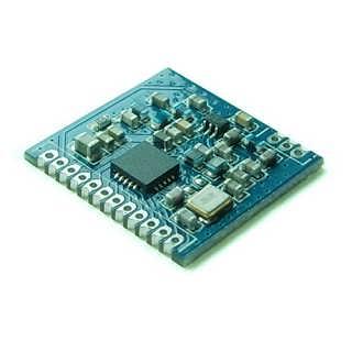 SI4463高速率通讯SPI接口抗干扰无线射频模块-深圳捷迅易联科技有限公司
