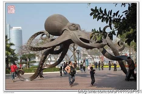 天津城市雕塑宏达雕塑现代城市雕塑