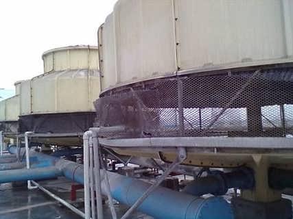 良一制冷佛山冷却塔改造节能冷却塔改造