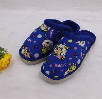 儿童居家保暖棉拖鞋批发价格北京南方鞋业批发市场拖鞋批发