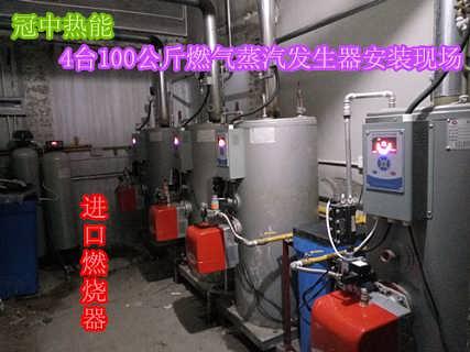 供应许昌50公斤燃气蒸汽发生器价格