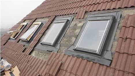 别墅开天窗  |   屋顶开天窗