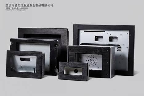 机箱外壳专业设计定制加工 工业平板电脑适用于工业现场可嵌入到机器