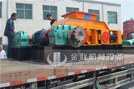 金联机械柳江县对辊破碎机对辊破碎机结构图